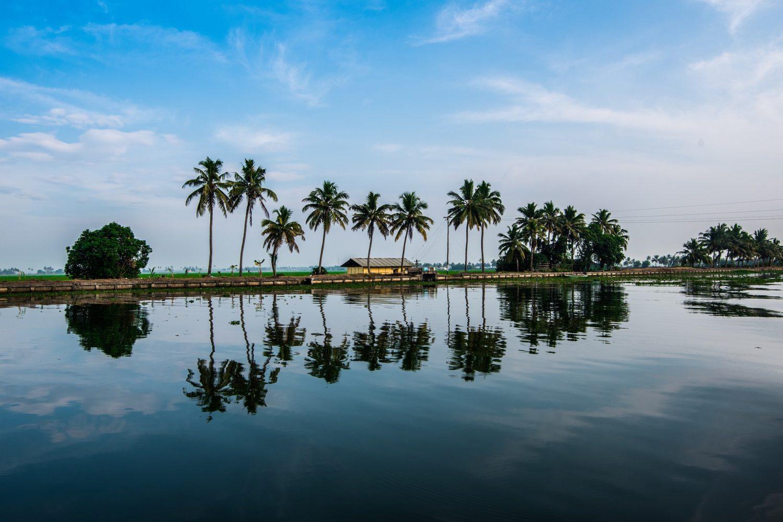 Flitterwochenziele in Indien