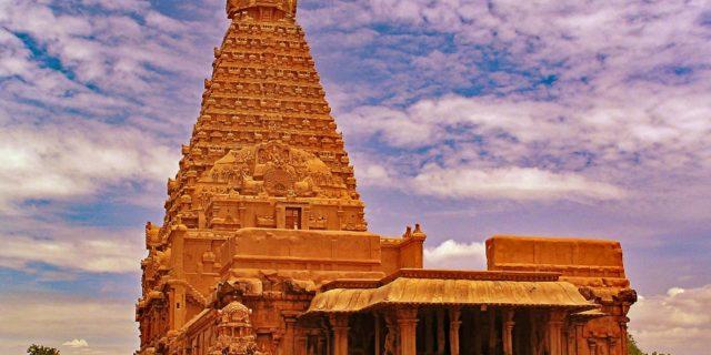 Thanjaveur brihadishvara Tempel