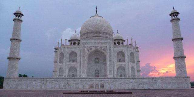Taj Mahal befindet