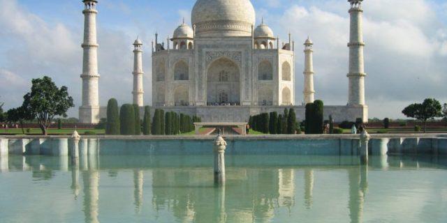 Taj Mahal Indianer