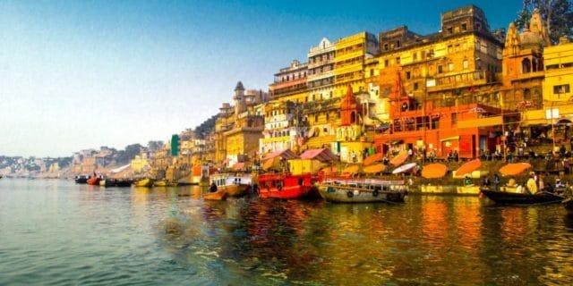 Banaras Indien