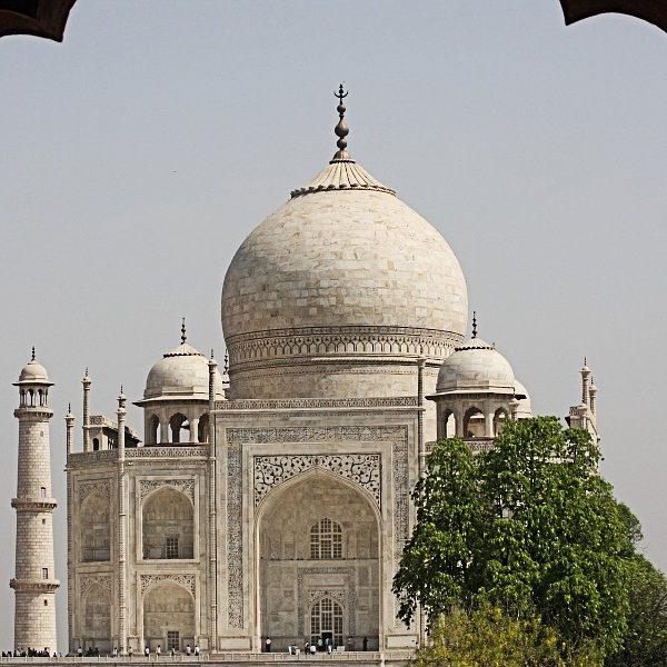 Taj Mahal Weekend