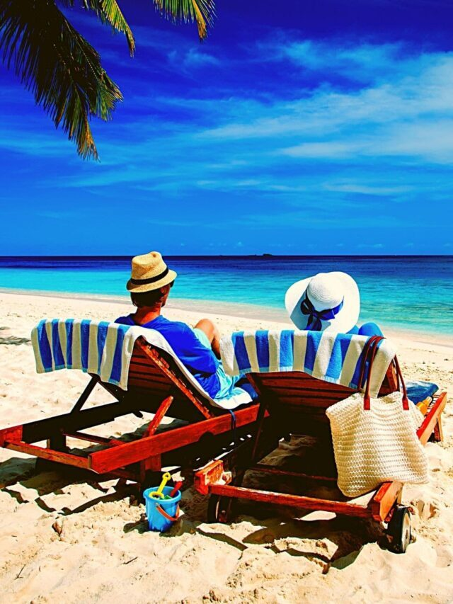 Top 5 Amazing Beach Vacations in India