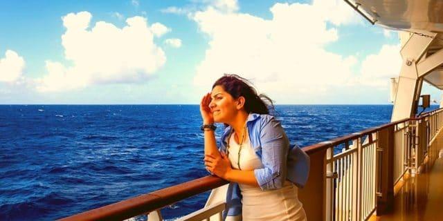 Cruise to Lakshadweep