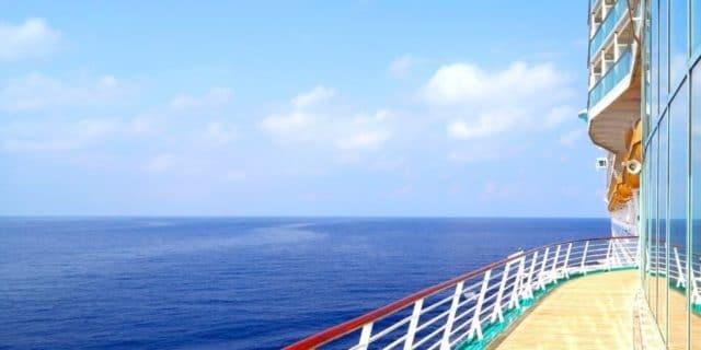 Lakshadweep Tour by Ship