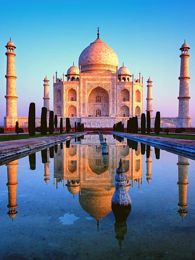 Taj Mahal: 10 Interesting Travel Facts