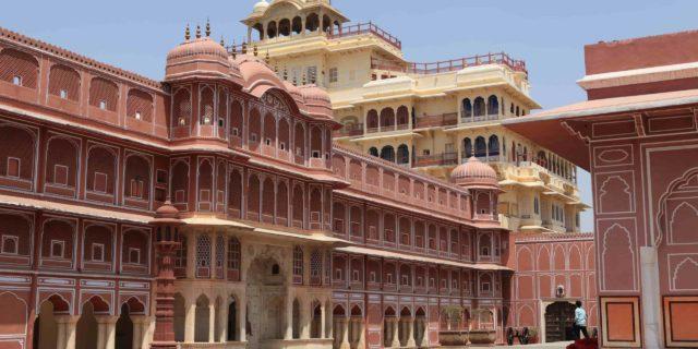 palais de la ville de jaipur