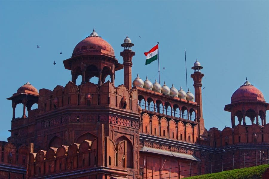 red fort indian