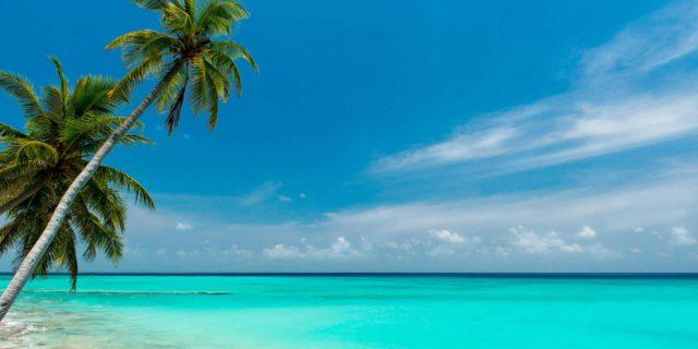 Lakshadweep Insel
